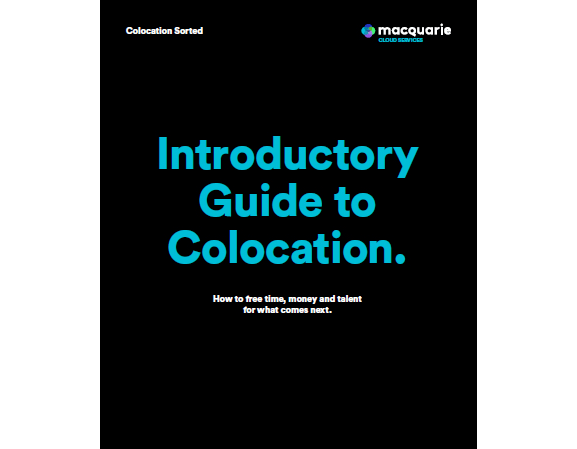 Macquarie Cloud Services Colocation eGuide