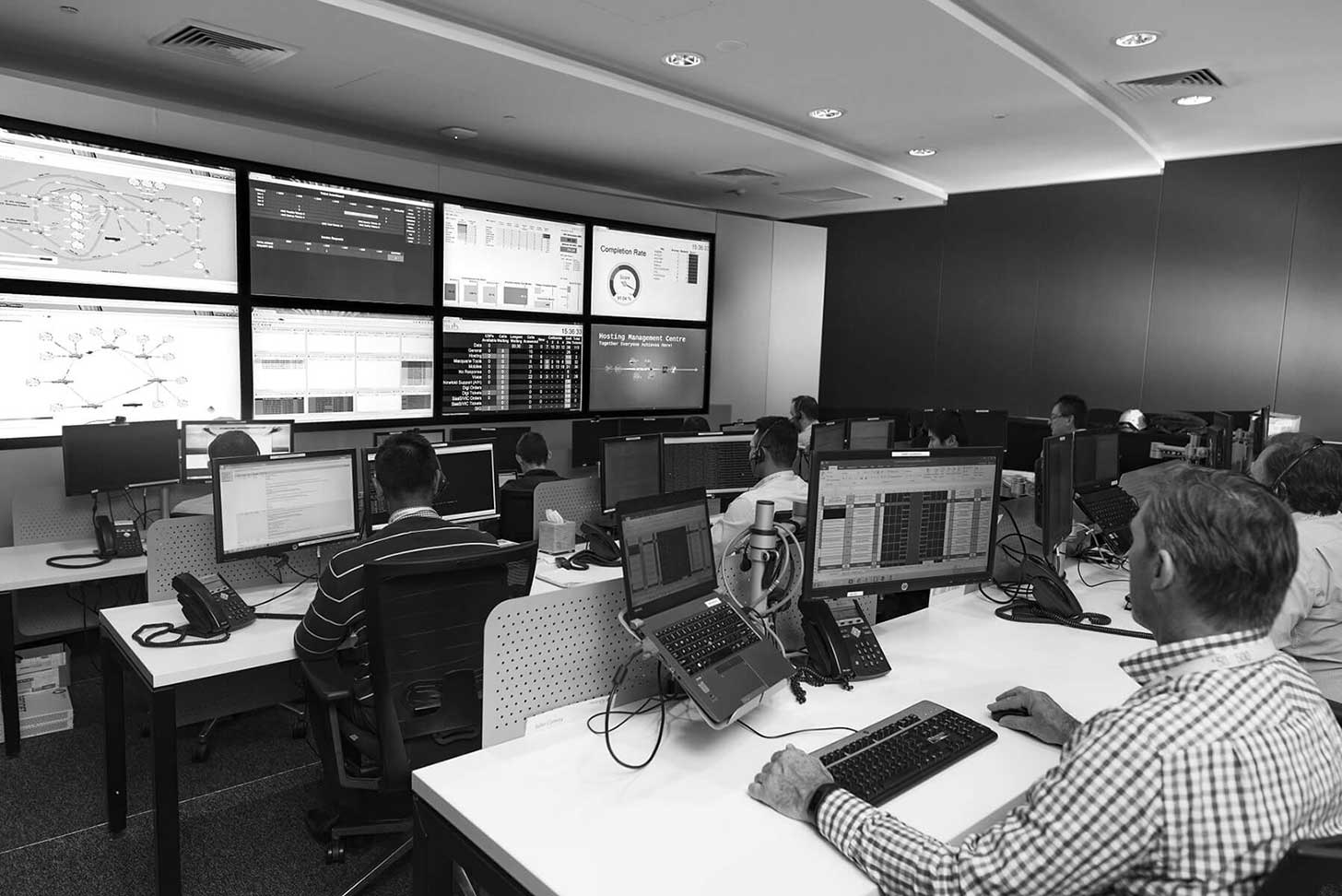 Macquarie Cloud Services offer remote hands capabilities (#remotehands) for remote location or remote colocation control - with help from our dedicated engineers and our secured facility