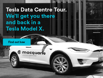 Data centre tour banner
