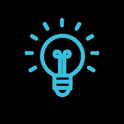 Innovate bulb icon