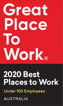 Great Place to Work | 2020 Best Places to Work