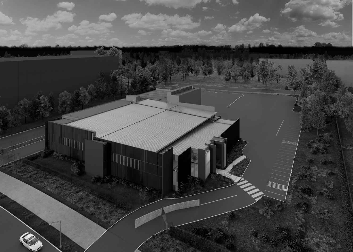 Sydney Data Centre - IC2 Macquarie Park