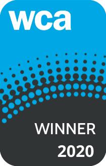 World Communications Award 2020 winner