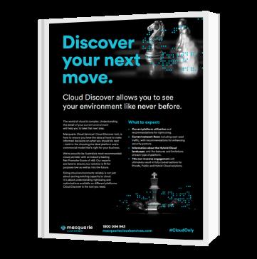Cloud Discover brochure