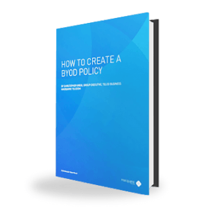 How To Create A BYOD Policy White Paper